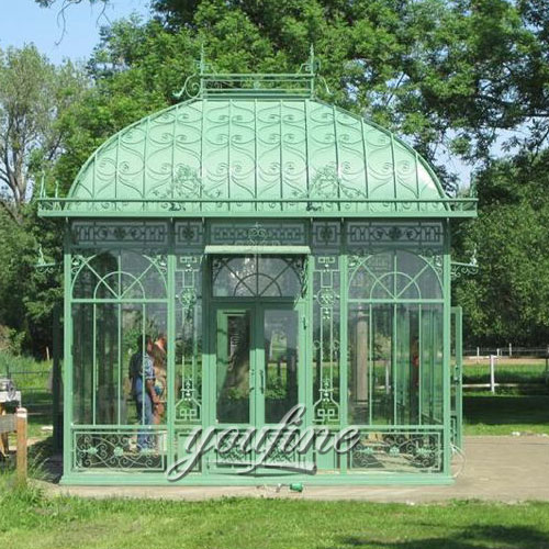 Hot selling Outdoor large screened gazebo for backyard