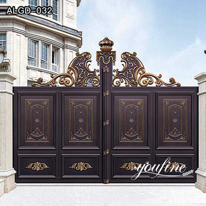 Custom Aluminium Gate Fabrication for Sale